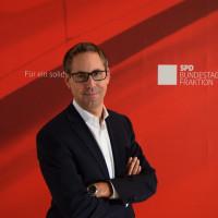 MdB Michael Schrodi ist unser Betreuungsabgeordneter im Deutschen Bundestag